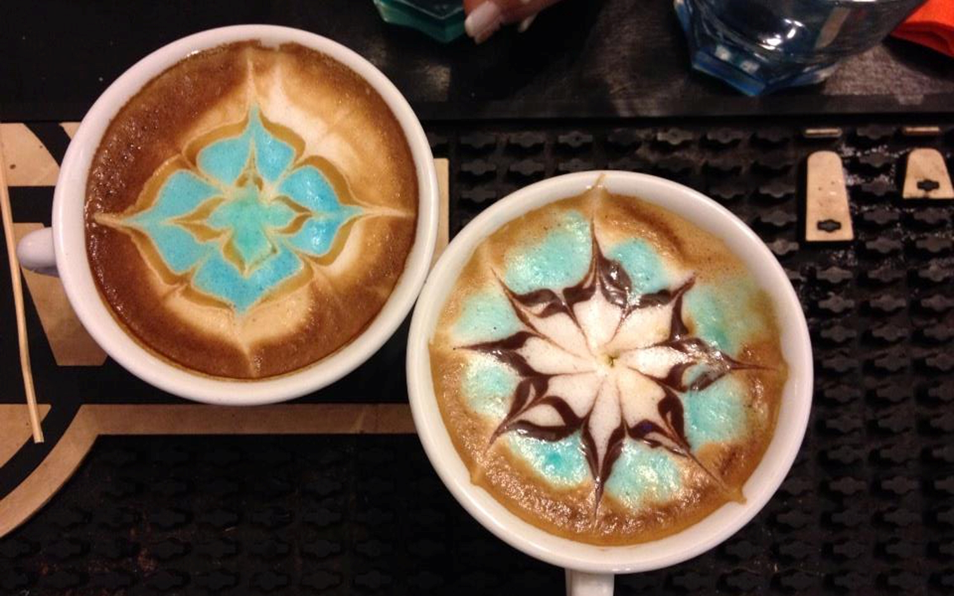 Barista Training Coffee Art Specialist In Rome Italy
